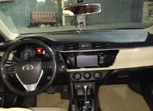 Used condition Toyota Corolla 2015 with 100,000 - 109,999 km mileage
