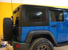 Used condition Jeep Wrangler 2016 with  km mileage