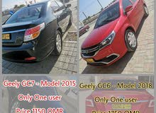 20,000 - 29,999 km Geely Other 2018 for sale