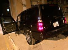 Gasoline Fuel/Power   Jeep Commander 2009