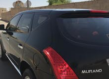 Nissan Murano 2008 For sale - Black color