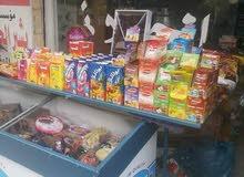 محمص للبيع مع المعدات والبضاعه والديكور السلط شارع اليرموك بجانب بنك الاردن
