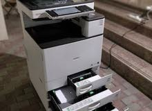 Ricoh MP C3003 Laser Printer  طابعة ليزر للمكتب Ricoh MP C3003