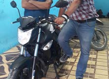 Used SYM motorbike available in Giza