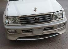 Toyota Landcruiser model 2003 in excellent condition
