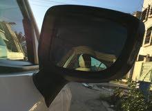 Automatic White Mazda 2015 for sale