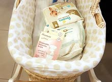 Mothercare bassinet basket with stand