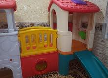 لعبة اطفال للبيع مستعمله قليل سعره 400 الف
