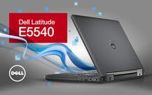 للبيع 95 دك لابتوب ديل BIG CHANCE TO BUY DELL CORE I5 E5540 شاشة 15.6