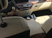مرسيدس S550 للبيع او البدل مع سياره أربع سلندر