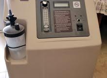 جهاز أكسجين مستعمل للبيع