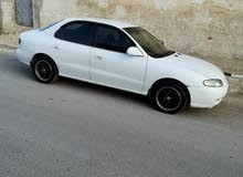 White Hyundai Avante 1996 for sale