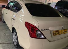 Used condition Nissan Sunny 2014 with  km mileage