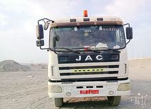 للبيع شاحنه JAC موديل 2014