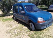 +200,000 km mileage Renault Kangoo for sale