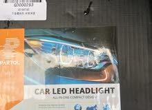 مصابيح led للسيارات