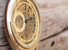 ساعة رجالية كشخة