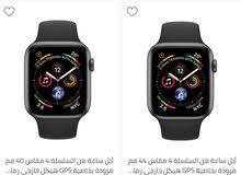ساعة ابل وهواوي وسامسنونج اصليه  والسعر ع حسب نوعية الساعه