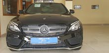 Mercedes Benz C350e car for sale 2018 in Amman city