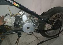 ماتور 110 cc للبيع مع أغراضو كامله 4 غيار