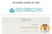 0522882240. 0522882290. for sale du prepaod numbers