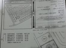 للبيع  أرض صناعية الموقع ( العوينات ) ولاية صحار