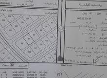 ارض سكنية مخيليف - ولاية صحم