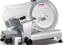 ماكينة تقطيع اللحوم - اللنشون - البسطرمه - الجبنه...الخ