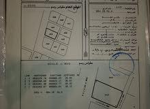 انا المالك والملك لله .. للبيع ارض سكنية ودام الساحل .. زاوية .. مساحة 684