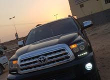 +200,000 km Toyota Sequoia 2009 for sale