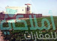 قطعة أرض مميزة خلف جامعة الشرق الأوسط في منطقة الطنيب طريق المطار  للبيع وبسعر مغري