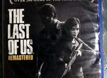 the last of us نظيفة ps4