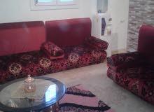 #منزل دورين للبيع  تحت التشطيب بشعبية القلب في تاجوراء