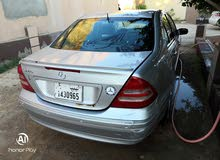 Available for sale! +200,000 km mileage Mercedes Benz C 240 2002