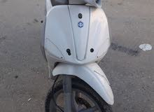 Used Piaggio motorbike is up for sale
