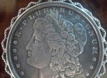 دولار امريكي من عام 1883م