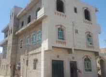 عمارة للبيع في صنعاء في سعوان جنب شارع بمسافة 30متر