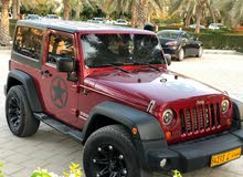 Wrangler 2013 Automatic GCC with very low mileage little modifications