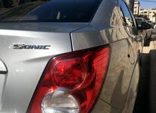 Silver Chevrolet Sonic 2012 for sale