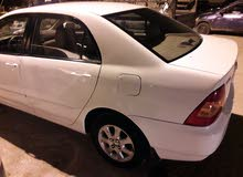 Available for sale! 0 km mileage Toyota Corolla 2004