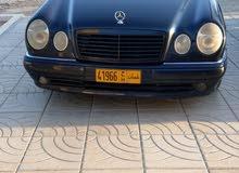 Mercedes Benz E 400 1997 For sale - Green color