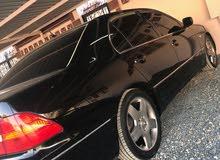 Lexus LS 2002 For sale - Black color
