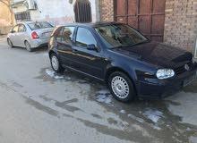 Manual Blue Volkswagen 1999 for sale
