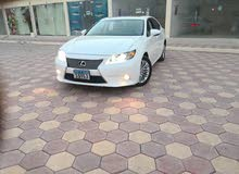 White Lexus ES 2013 for sale