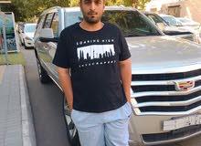 سائق مصري من النوبه وعقدي قريب الانتهاء