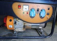 ماتور توليد كهرباء مستعمل للبيع