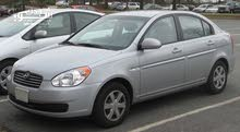 1 - 9,999 km Hyundai Accent 2008 for sale