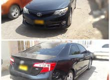 50,000 - 59,999 km mileage Toyota Camry for sale