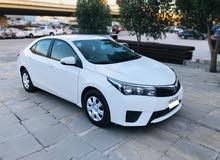 Installments Corolla 2015 _ 500 kd discount