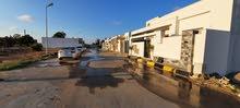 """فلل للبيع في عين زارة زويته قرب مسجد عثمان بن عفان  """" الحاراتي """""""